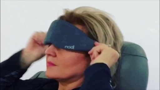 nod2.0 Sleep Upright Travel Pillow - image 4 from the video