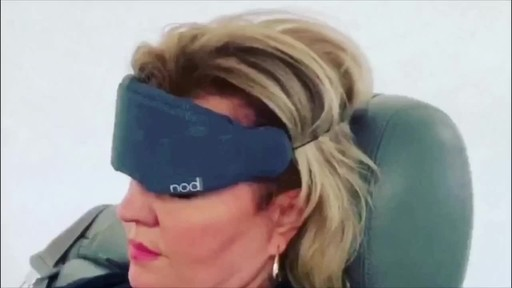 nod2.0 Sleep Upright Travel Pillow - image 7 from the video