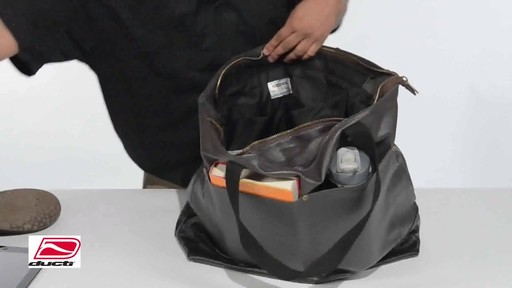 Ducti Utility Tote - image 6 from the video