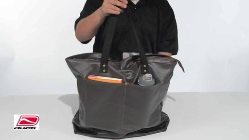 Ducti Utility Tote - image 9 from the video