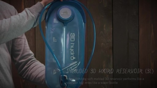 Gregory Womens Swift 3D-Hydro Backpacks - image 4 from the video