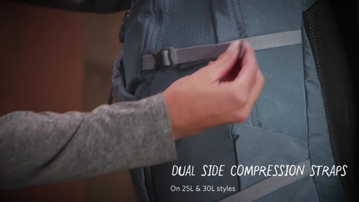 Gregory Womens Swift 3D-Hydro Backpacks - image 9 from the video