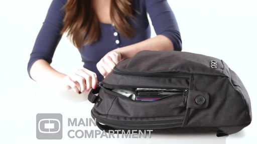 OGIO - Soho Pack - image 6 from the video