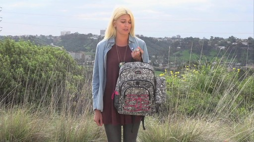 Sakroots Artist Circle Utility Backpack - image 1 from the video