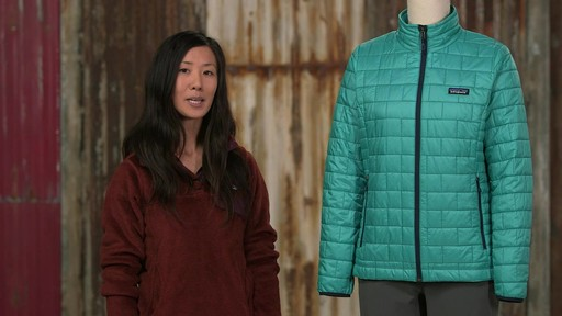 Patagonia Womens Nano Puff Jacket - on eBags.com - image 1 from the video