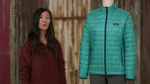 Patagonia Womens Nano Puff Jacket - on eBags.com - image 10 from the video