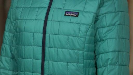 Patagonia Womens Nano Puff Jacket - on eBags.com - image 2 from the video