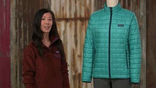 Patagonia Womens Nano Puff Jacket - on eBags.com - image 3 from the video