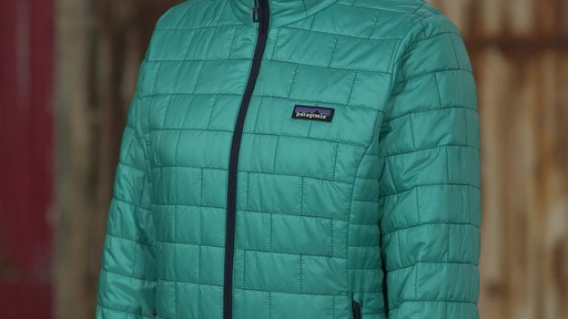 Patagonia Womens Nano Puff Jacket - on eBags.com - image 4 from the video