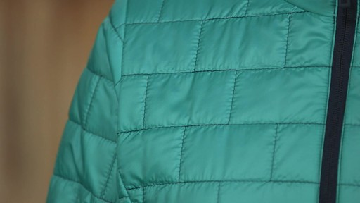 Patagonia Womens Nano Puff Jacket - on eBags.com - image 5 from the video