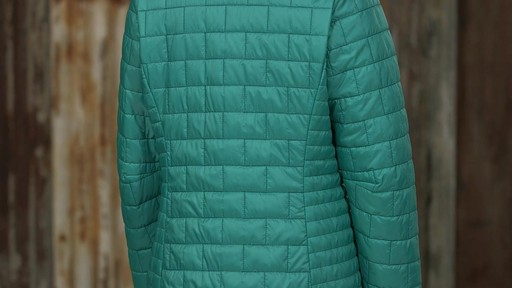 Patagonia Womens Nano Puff Jacket - on eBags.com - image 6 from the video