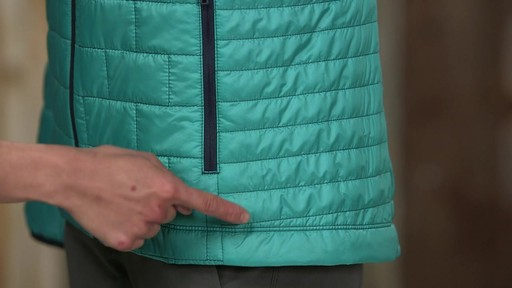 Patagonia Womens Nano Puff Jacket - on eBags.com - image 7 from the video