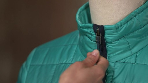 Patagonia Womens Nano Puff Jacket - on eBags.com - image 8 from the video