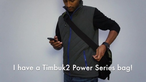 Timbuk2 - Power Video - image 4 from the video