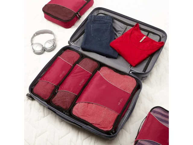 eBags Packing Cubes - image 5 from the video