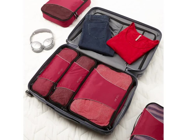 eBags Packing Cubes - image 7 from the video