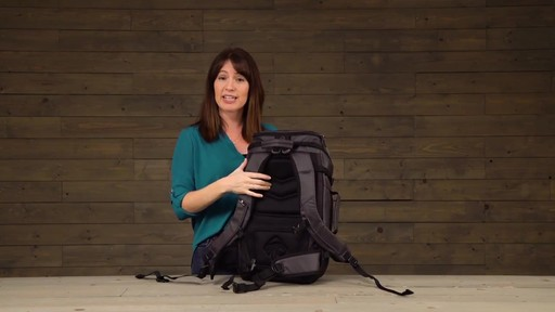Eagle Creek Mobile Office Backpack - image 1 from the video