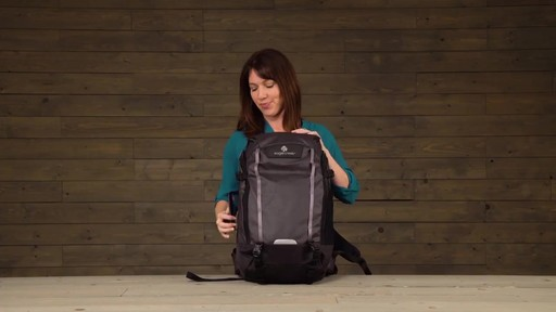 Eagle Creek Mobile Office Backpack - image 4 from the video