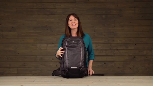 Eagle Creek Mobile Office Backpack - image 9 from the video