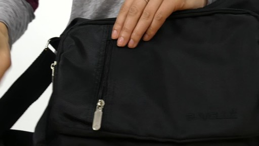 Suvelle Slouch Travel Everyday Shoulder Bag - image 4 from the video