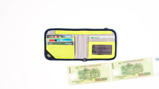 Pacsafe RFIDsafe V100 - on eBags.com - image 4 from the video