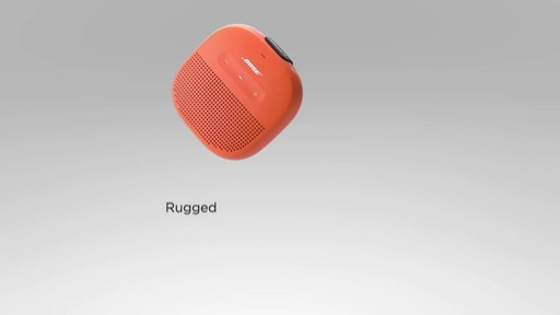 Bose SoundLink® Micro Bluetooth Speaker - image 3 from the video