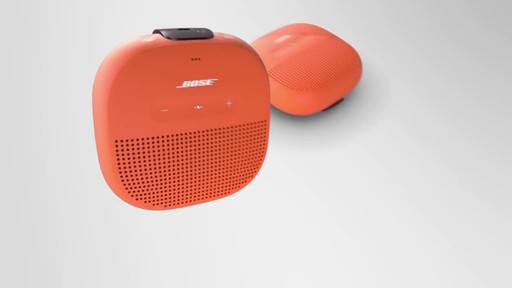 Bose SoundLink® Micro Bluetooth Speaker - image 5 from the video
