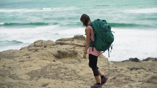 Osprey Women's Fairview Travel Backpack Series - image 5 from the video