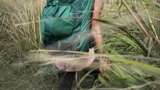 Osprey Women's Fairview Travel Backpack Series - image 6 from the video