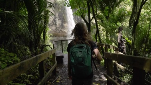 Osprey Women's Fairview Travel Backpack Series - image 7 from the video