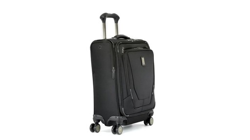 Travelpro Crew 11 International Carry-On Spinner - image 10 from the video