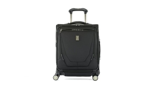 Travelpro Crew 11 International Carry-On Spinner - image 9 from the video