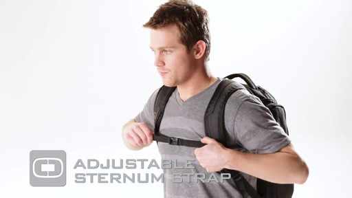 OGIO - Operative Pack - image 9 from the video