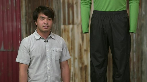 Patagonia Mens Torrentshell Pants - image 1 from the video