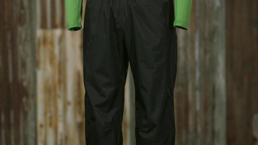 Patagonia Mens Torrentshell Pants - image 3 from the video