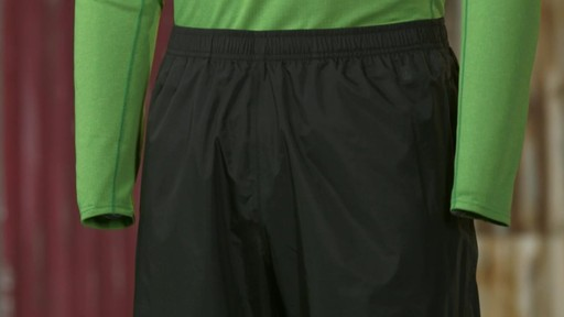 Patagonia Mens Torrentshell Pants - image 4 from the video