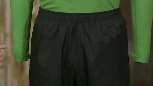 Patagonia Mens Torrentshell Pants - image 6 from the video