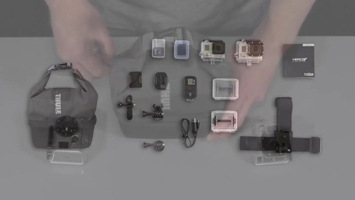 Thule Perspektiv Action Camera Case - image 3 from the video