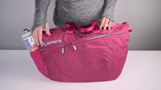 Apera Yoga Tote - eBags.com - image 1 from the video