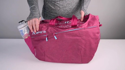 Apera Yoga Tote - eBags.com - image 2 from the video