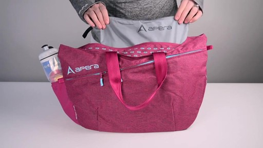 Apera Yoga Tote - eBags.com - image 3 from the video