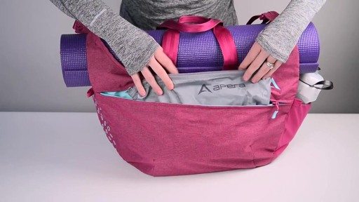 Apera Yoga Tote - eBags.com - image 6 from the video