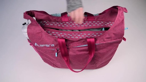 Apera Yoga Tote - eBags.com - image 8 from the video