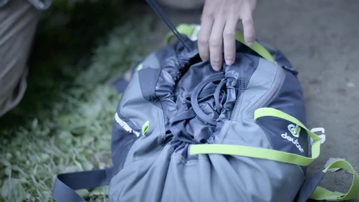 Deuter Gravity Series - image 2 from the video
