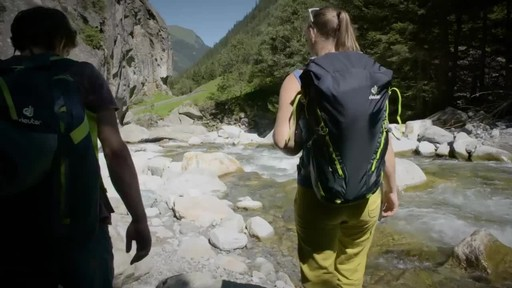 Deuter Gravity Series - image 5 from the video