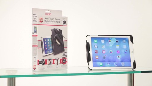 CTA Digital Anti Theft Case iPad Air - on eBags.com - image 10 from the video