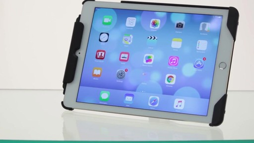 CTA Digital Anti Theft Case iPad Air - on eBags.com - image 3 from the video