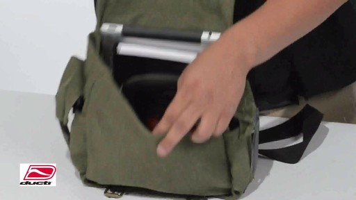 Ducti Miramar Cross Body Messenger - image 5 from the video