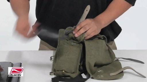 Ducti Miramar Cross Body Messenger - image 7 from the video