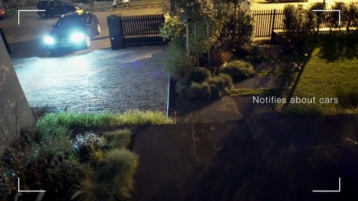 netatmo Presence Outdoor Security Camera - image 1 from the video